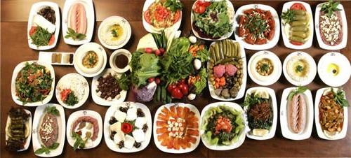Les Particularites De La Cuisine Libanaise